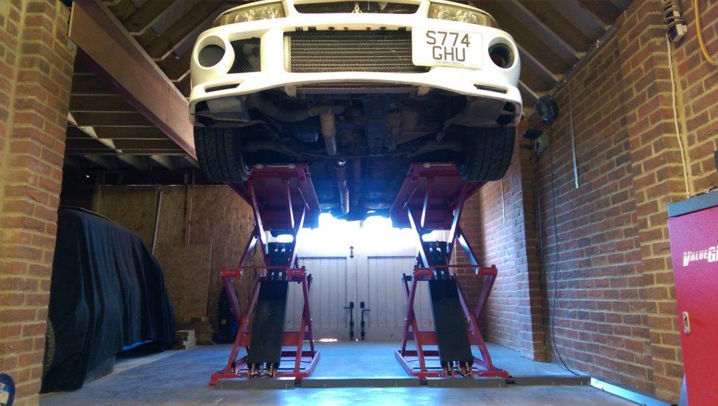 Evo VI – Major Oil Service – Engine, Gearbox, Transfer Box